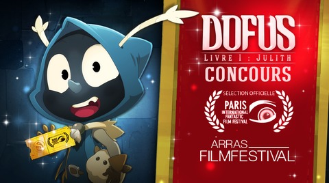 22/11 : #DOFUSLEFILM en avant-première au Grand Rex !