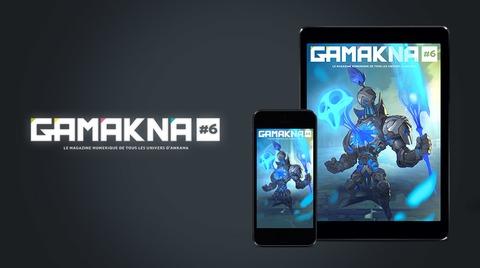 Dofus - GAMAKNA #6 est disponible !