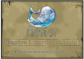 Sortie de l'épisode premier de Frigost après-demain