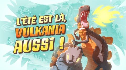 L'Île de Vulkania revient !