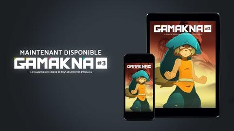Dofus - GAMAKNA #3 est disponible !