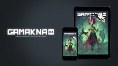GAMAKNA #4 est disponible !