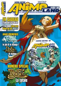 Hors Série Animeland spécial Dofus