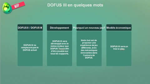 Dofus - Dofus 3 : retour de la conférence d'Ankama sur son nouveau MMORPG