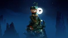 Gagnez un bouclier exotique sur Moon !