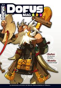 Dofus Mag n°4 : sortie le 13 juin