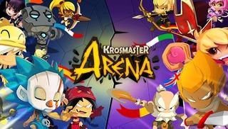 Krosmaster Arena sur JOL