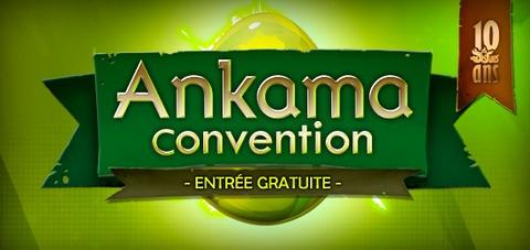 Entrée gratuite pour Ankama Convention !