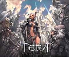 Logo de Tera: The Exiled Realm of Arborea