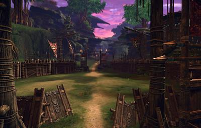 La Vallée abandonnée
