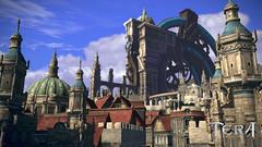 Velika une ville imposante