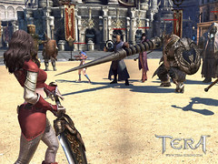 Tera prépare son alpha test en Occident