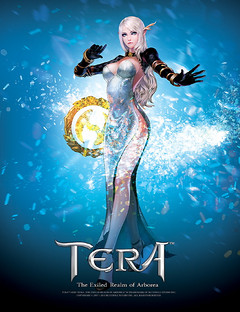 Lancement coréen de Tera Online