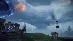 Le « Fort des corsaires » s'annonce dans la version européenne de Tera