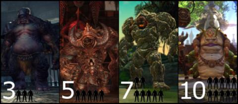 Tera - Gameforge présente les 4 futurs donjons de TERA... dans quelques minutes