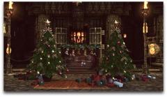 Noël sur Tera : décorations et cadeaux