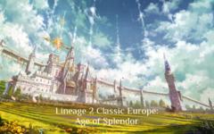 Lineage II Classic EU, c'est parti