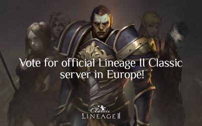 Lineage II - Lineage II Classic EU. Le retour aux sources bientôt possible ?