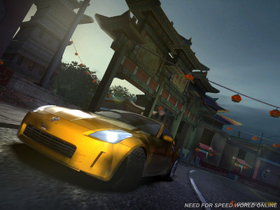 Un MMO Need for Speed