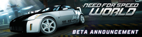 Need for Speed World en bêta pour le week-end