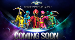 Ntreev Soft dévoile Power Rangers Online