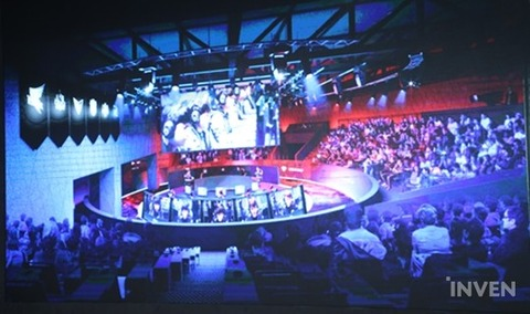 Riot Games Inc. - Riot Korea esquisse son « LoL Park » à Séoul