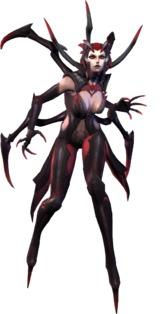 Elise, modèle 3D