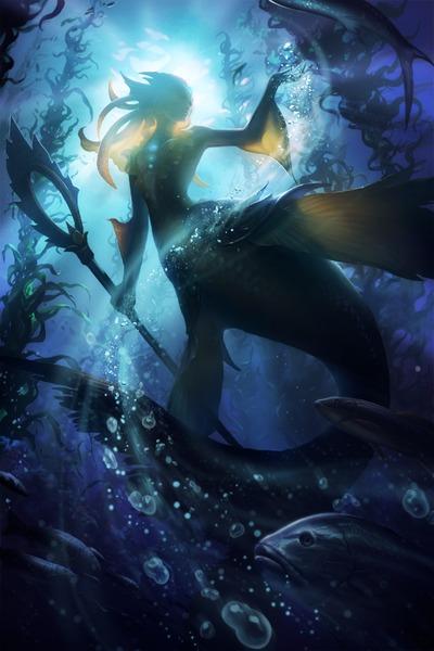Nami, Aquamancienne