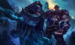 Prochain champion de League of Legends, Braum le tank support