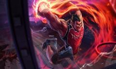 Darius roi du dunk