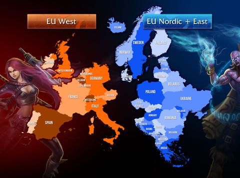 Deux plateformes européennes à venir