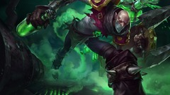 League of Legends en version 4.19, le nouveau visage de Singed