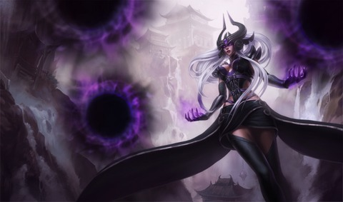 Syndra, Souveraine obscure