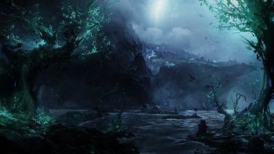 Îles obscures