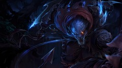Rengar prend des airs de chasseur nocturne sur League of Legends