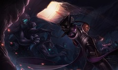League of Legends en version 4.12, le cas Lucian et des chronos pour la jungle