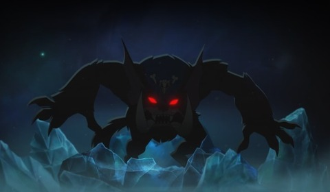 Le champion Gnar s'aperçoit, une nouvelle ère glaciaire pour League of Legends