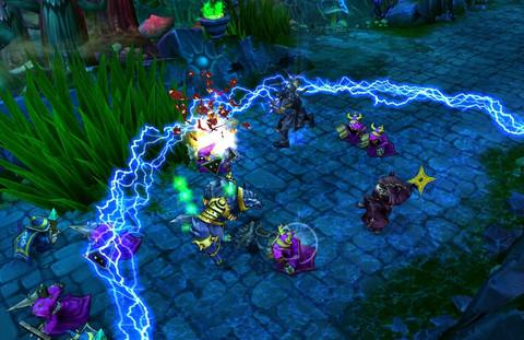 League of Legends - GOA abandonne les droits européens de League of Legends
