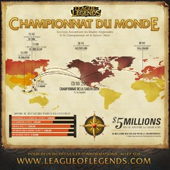 Saison Deux de League of Legends : Programme des phases finales