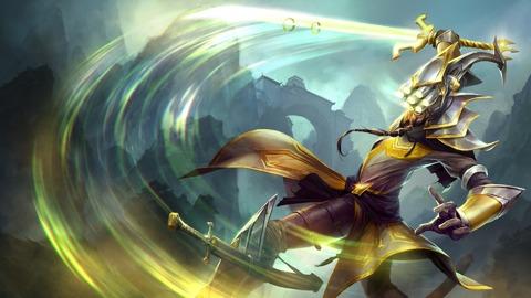 Refonte : Maître Yi, la Fine lame Wuju