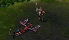Jarvan IV tueur de dragons