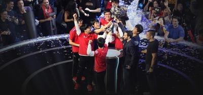 Victoire de SK Telecom T1 au championnat du monde saison 3 de League of Legends
