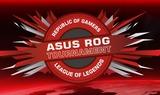 PGW 2013 - Un tournoi League of legends avec Asus