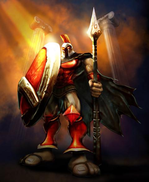 League of Legends - Un nouveau champion dans l'arène de League of Legends