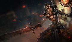 Leona protectrice
