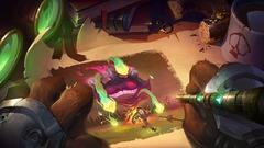 Les chaotiques Bots du chaos à l'oeuvre sur League of Legends