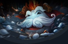 La légende du Roi des Poros se joue sur League of Legends