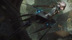 Présentation de Camille : Ombre d'acier sur League of Legends