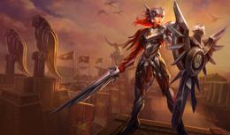 Leona de l'Iron Solari