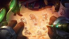 Préparation de modes de jeu pour League of Legends